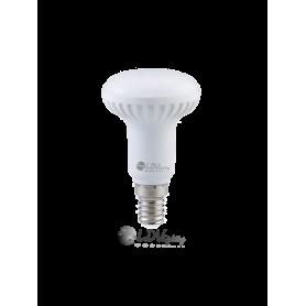 LAMPARA LED R-63 8w E27 704lm 100º 3000k Marca LDV