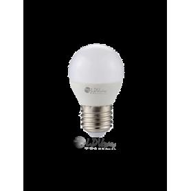 LAMPARA LED ESFERICA 06w E27 492lm 180º 3000K Marca LDV