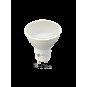 LAMPARA LED GU10 SMD 8w 720lm 180º 6000k Marca LDV