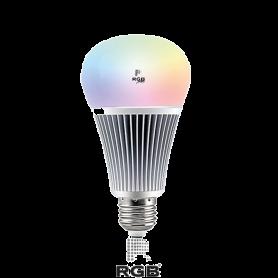Lámpara DMX512 E27 RGB+CCT SMART Marca Rgb Led