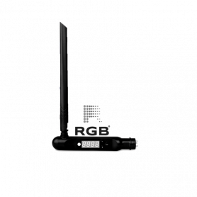 Transmisor DMX512-2,4Ghz 5V 2400-2483Mhz 30m alcance Marca Rgb Led