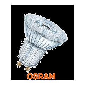 Lámpara LED VALUE PAR 16 GU10 6,9W 3000K 120º 575lm 10000h Marca Marca Osram