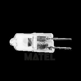 Bombilla Halogena Modelo G4 BI-PIN 20w.12v. Marca Matel