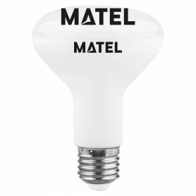 Bombilla Led Reflectora R-80 E27 10w.FRIA Marca Matel
