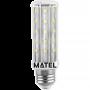 Bombilla led Tubular E27  8w.NEUTRA Marca Matel