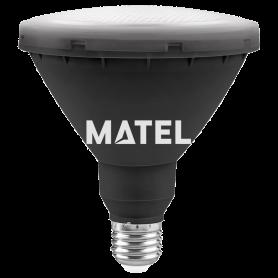 Bombilla Led PAR 38 IP65 E27 15w CALIDA Marca Matel