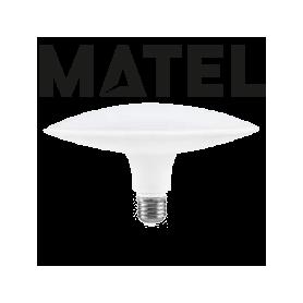 Bombilla Led PLAFON UFO 120º 18w FRIA Marca Matel