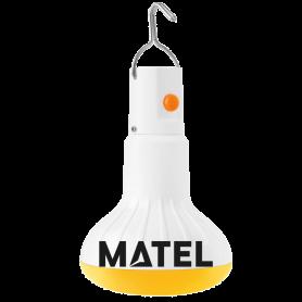 Bombilla Led  USB RECARGABLE 5w.MOSQUITO Marca Matel