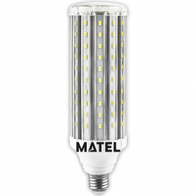 Bombilla Led Tubular E27 40w CALIDA Marca Matel