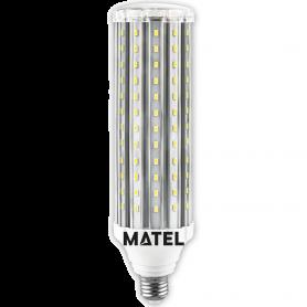 Bombilla Led Tubular E27 60w CALIDA Marca Matel
