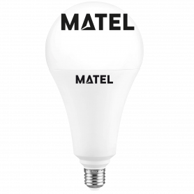 Bombilla Led estándar  E27 30w CALIDA Marca Matel