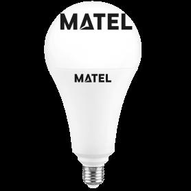 Bombilla Led estándar  E27 30w FRIA Marca Matel