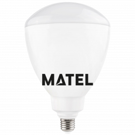 Bombilla Led Industrial R150  E27 50w FRIA Marca Matel