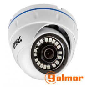 Minidomo AHD-276HA óptica 2.2mm AHD 1080p (140º) Golmar