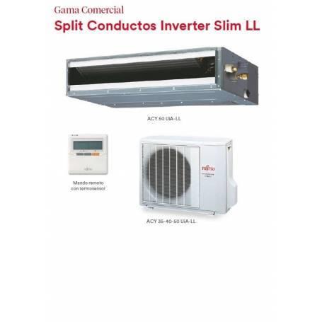 CONJUNTO SPLIT CONDUCTOS INVERTER SLIM LL   ACY50UIA-LL   5200W