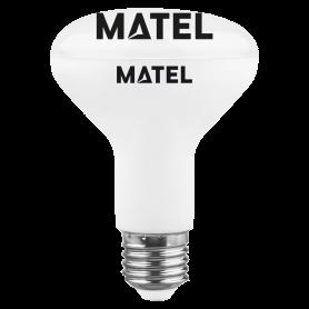 Bombilla Led Reflectora  R-63 E27  8w.CALIDA Marca Matel