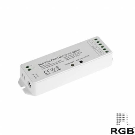 Controlador dimmer E:45V S:40V  DIMMER 30m IP20 marca RGB