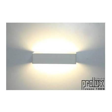Aplique de superficie led en inyección de aluminio modelo AMS 10W marca Prolux