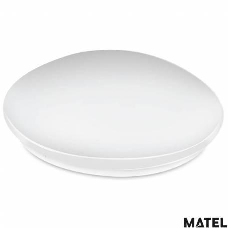 Aplique Led Aluminio PC Luz Neutra marca Matel