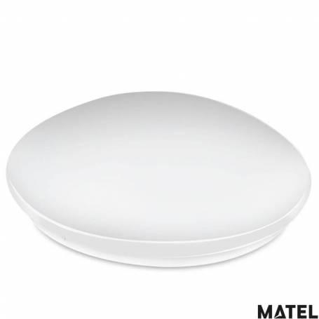 Aplique Led Aluminio PC Luz Calida marca Matel