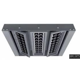 Campana Modelo Esdium Industrial LED M3 IP66 555w 5000K marca Secom Iluminación