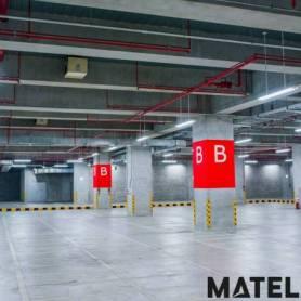 Fluorescente Led Aluminio 120º Luz Neutra marca Matel