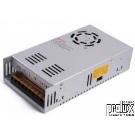 Fuente de alimentación modelo IP20  360W marca Prolux
