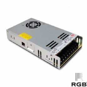 Fuente de alimentación REJILLA IP20 320W 12V 220Vac marca LedRGB