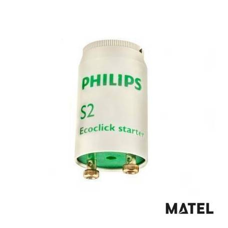 Cebador Philips marca Matel