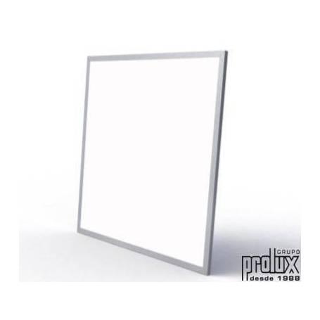 Panel led 44 W modelo PLANET 601 BLANCO 4200K  (opción kit colgante y polivalente) marca Prolux