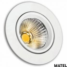 Aro Led Aluminio 60º Luz Fria marca Matel