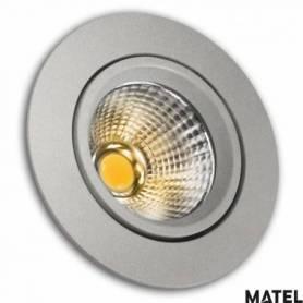 Aro Led Aluminio 60º Luz Calida marca Matel