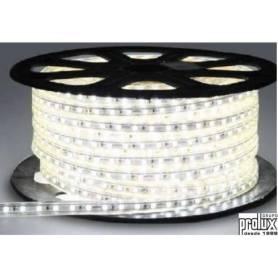 Tira de Led 230V modelo 5050IP67 60/M RGB  Rollo 100 metros ( Conector y tapa no incluido) marca Prolux