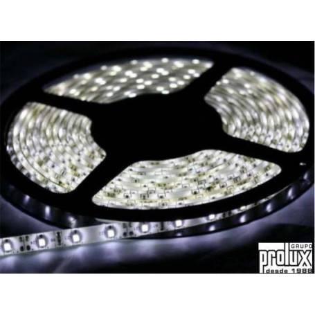 Tira de Led de 5metros Modelo SMD3528IP65 60/M 6500K marca Prolux