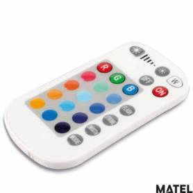 Mando Control Bombilla RGB marca Matel