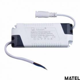 Driver Downlight Led Plano marca Matel