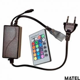 Controlador Tira Led RGB marca Matel
