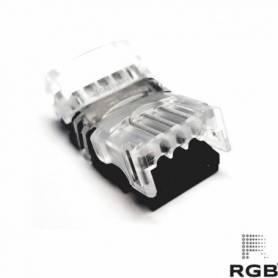Accesorio conector pro 4PINS IP20 10mm marca LedRGB