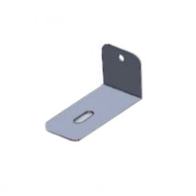 Soporte metálico para mampara de pie (2uds.)