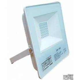 Proyector exterior led modelo LUX  IP66 30W 6500K marca Prolux