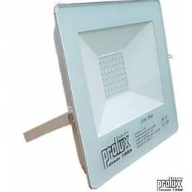 Proyector exterior led modelo LUX  IP66 50W 6500K marca Prolux