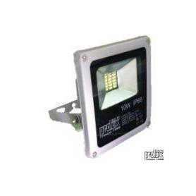 Proyector exterior led modelo PEG 12/24V IP65 10W 6500K marca Prolux