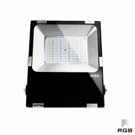 Proyector SMART 20W RGB+CCT 220V 1800Lm 120° IP65 marca RGB