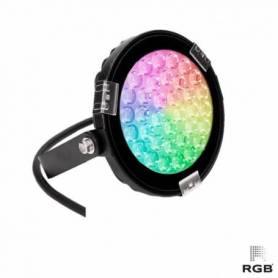 Proyector SMART SPOT 9W RGB+CCT 220V 700Lm 15° IP65 marca RGB
