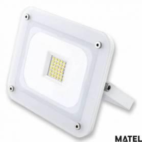 Proyector Led Cristal 20W Luz Fria marca Matel