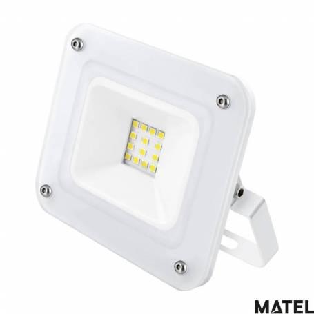 Proyector Led Cristal 10W Luz Neutra marca Matel