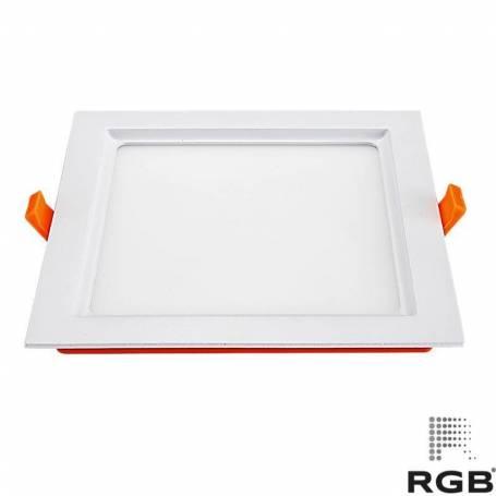 Downlight.emp MAGNUM CUADRADO corte 205mm 22W FRÍO marca RGB