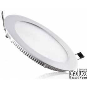 Downlight led extraplano modelo 320  BLANCO 3000K marca Prolux