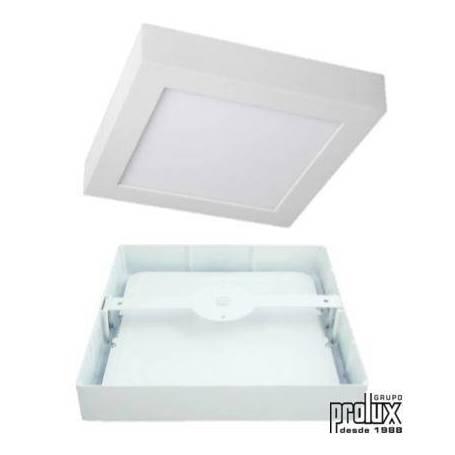 DOWNLIGHT LED CUADRADO MODELO 120 BLANCO 4200K marca Prolux