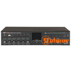 Amplificador de sobremesa de 240W r.m.s. PMU-240N Golmar